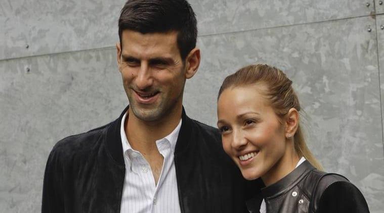 Novak Djokovic and wife test negative for coronavirus