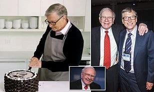 〈九点新闻信〉─比尔盖茨OREO生日蛋糕为巴菲特祝寿只讲心 大马人MERDEKA应送国家什麽礼物?