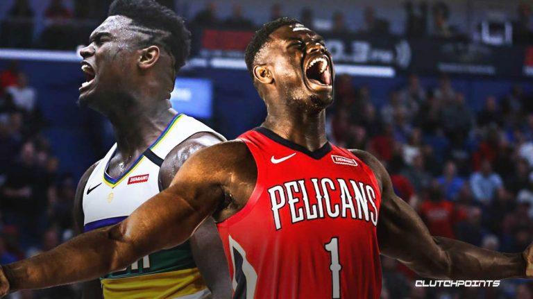 猛虎出籠!鵜鶘新主帥重大決定,新賽季Zion將不受出場時間限制,還會讓他效仿詹姆斯的打法! – 黑特籃球-NBA新聞影音圖片分享社區