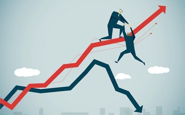银行手套博彩股滑跌KLCI跌8.54点 药剂科技股逆市涨升