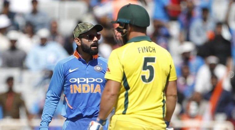 Aaron Finch in awe of Virat Kohli's leadership, consistency across formats