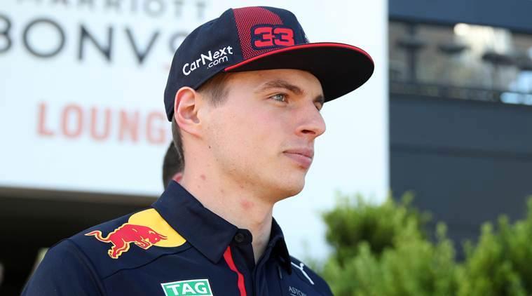 Max Verstappen fastest at Silverstone as the 'Hulk' returns