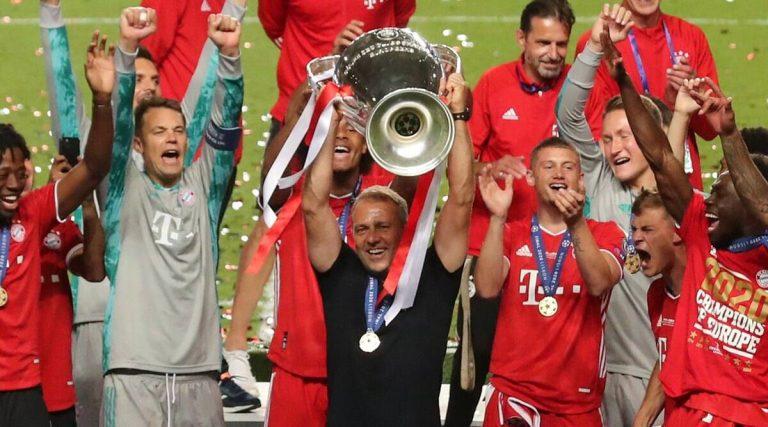 Amazing teamwork key to Bayern Munich's treble season