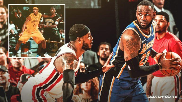 令人感慨!詹姆斯曬18年前和甜瓜的合照:安東尼還是殺手,餘生會繼續競爭下去! – 黑特籃球-NBA新聞影音圖片分享社區