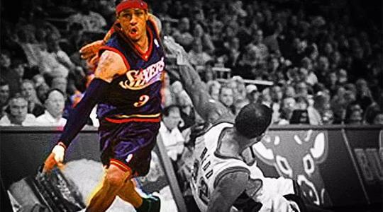 Hardaway、Iverson的招牌動作,同樣是運球變向,區別卻很大!-黑特籃球-NBA新聞影音圖片分享社區