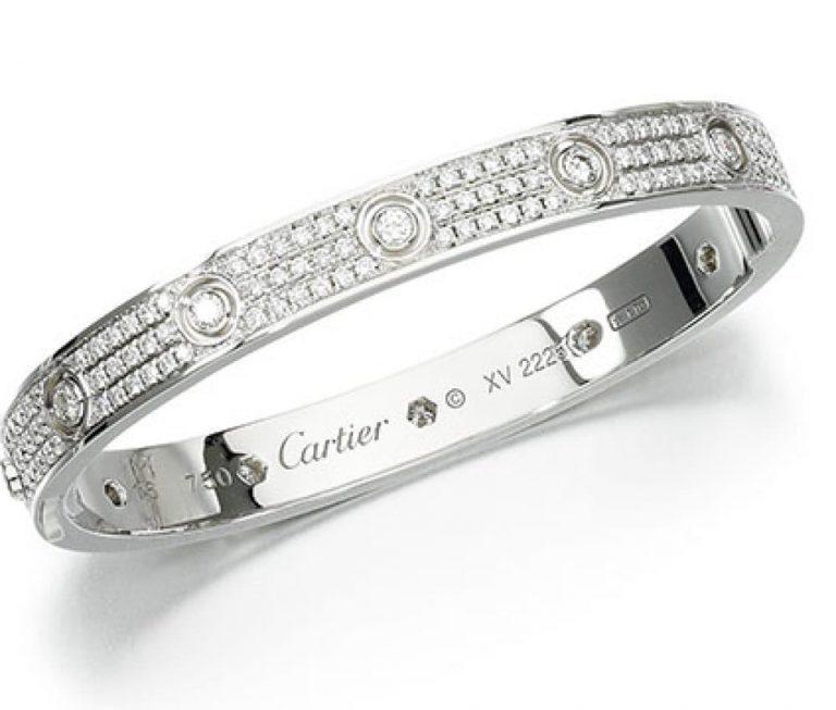 投资世上最贵的手镯 卡地亚手镯—女人手腕上最美的风光