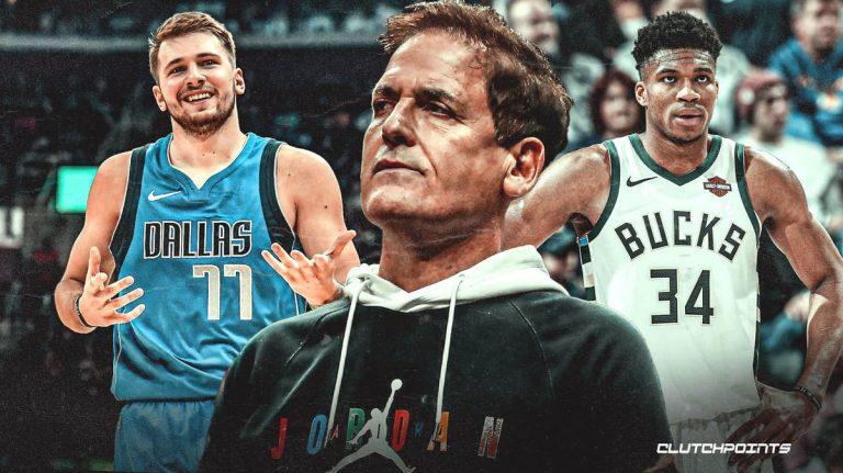 美媒:被快艇淘汰之後,Cuban決心要在休賽期將字母哥帶到獨行俠! – 黑特籃球-NBA新聞影音圖片分享社區