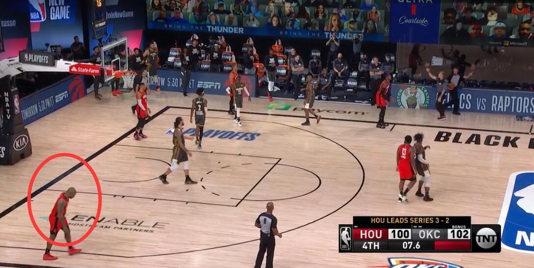 【影片】威少致命失誤時,保羅在幹什麼?慢鏡頭顯示,這預判能力太強了!-黑特籃球-NBA新聞影音圖片分享社區