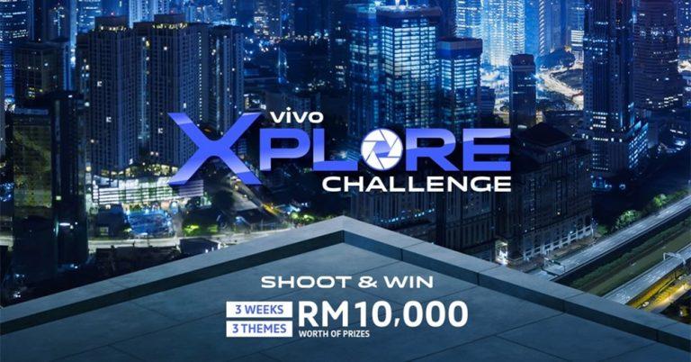 X-探索挑战启动!vivo举办摄影比赛,让你发挥爱国精神,轻松赢取大奖和vivo X50!