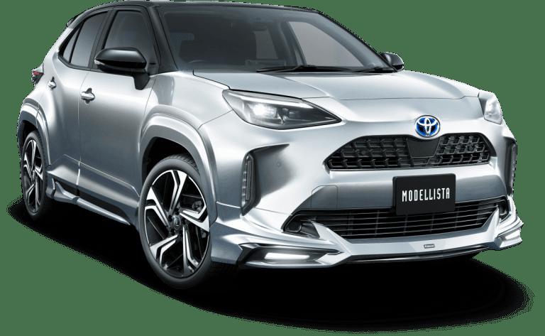 Toyota Yaris Cross – Modellista bodykit, accessories