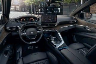 2021 Peugeot 5008 Facelift