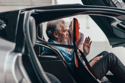 2021 Gordon Murray Automotive T.50 Supercar Interior