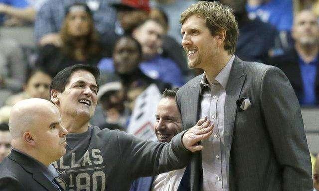 Nowitzki詮釋何為忠誠!退役後仍然心屬達拉斯,婉拒飄髮哥的助教邀請!-黑特籃球-NBA新聞影音圖片分享社區