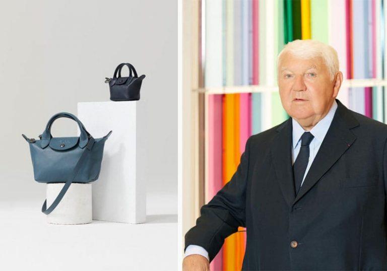 致敬Longchamp总裁卡塞格伦 经典Longchamp包一辈子的品牌骄傲
