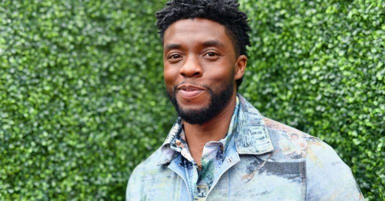 """Black Panther"" Star Chadwick Boseman Dies of Cancer at 43"