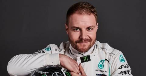 Bottas edges Hamilton as Mercedes top opening Belgian practice