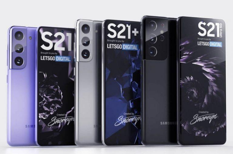 Samsung Galaxy S21系列最新外观曝光:新相机模组+四边等宽屏,最快明年1月发布? – TechNave 中文版
