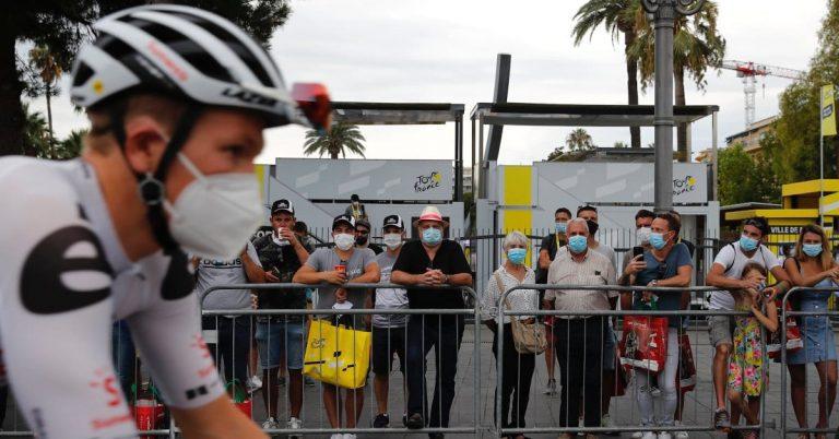 Tour de France Begins With Strict Anti-COVID-19 Measures
