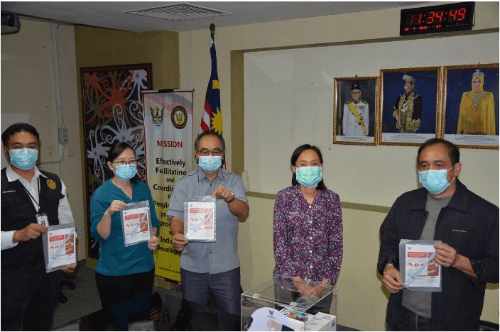 Digital Surveillance System extended to Bintulu — Resident