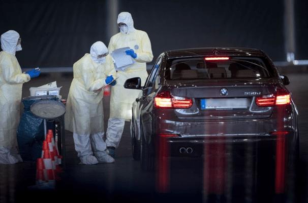 Germany's coronavirus infections rise to 79,696 – RKI