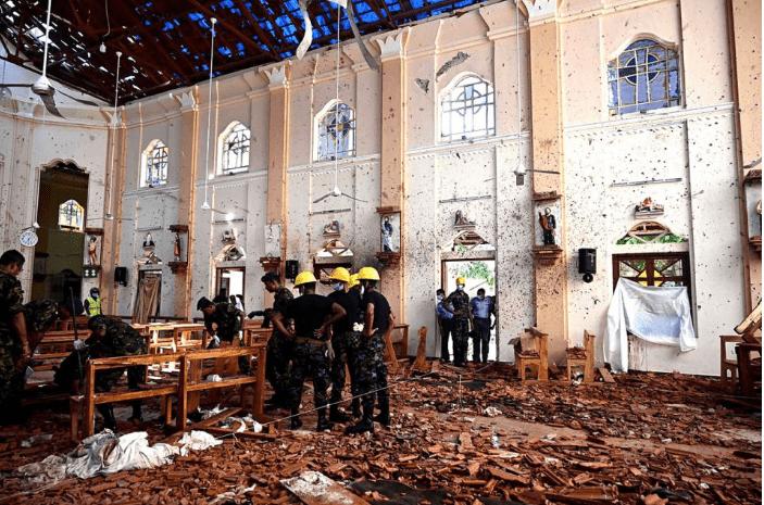 Sri Lanka falls silent for victims on Easter attacks anniversary