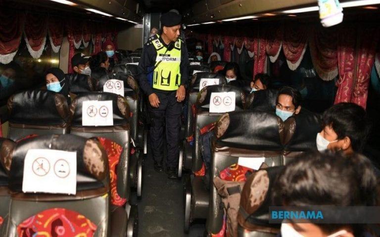 Sabah police form special team to monitor Hari Raya activities