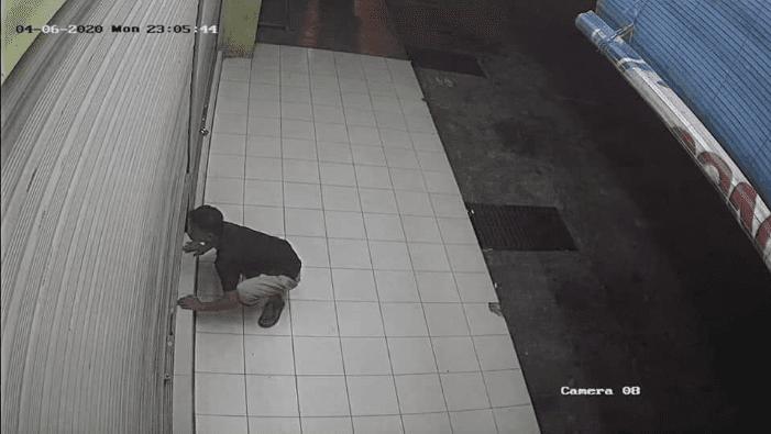 Trio held over Sandakan convenience store robbery